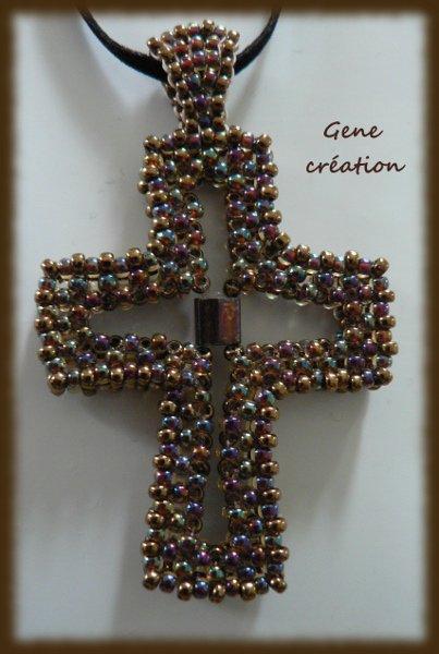 Croix en RAW