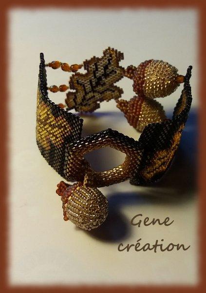 Bracelet de l'automne