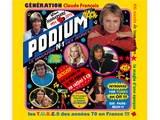 Nouveau CD Podium