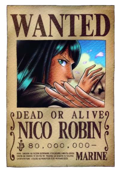 Nico Robin !