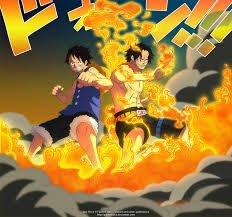Ace et Luffy !!!