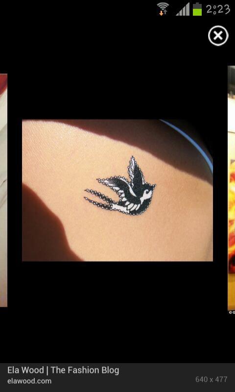 Tatouages inspiration pour mes futurs