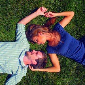 Aimer et être aimé, c'est sentir le soleil des deux cotés.