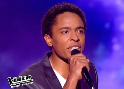 The voice le grand gagnant
