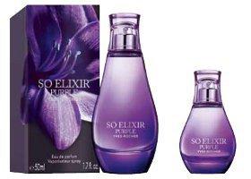 New Perfume Blog De Parfum So ~ Yves Purple Rocher Alg Elixir rdBeWCxo