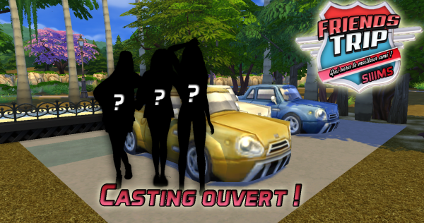 Lancement du casting !!!