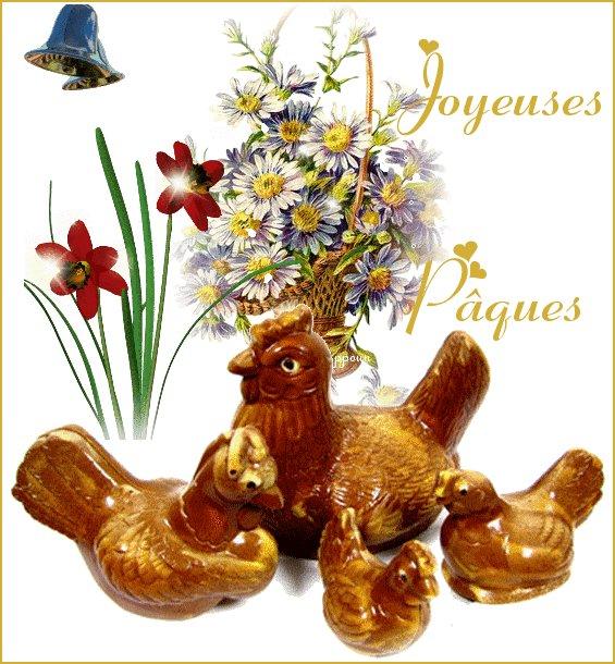 Joyeuses Paques ...