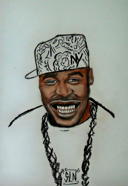 BUSTA RHYMES fait au Pastel. Octobre 2010. Artiste Hip Hop US