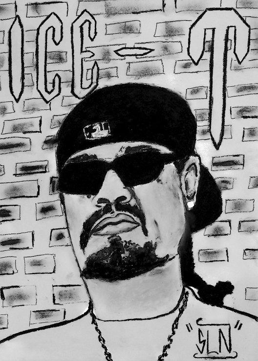 ICE T fait au Pastel . Décembre 2010. Artiste Hip Hop US