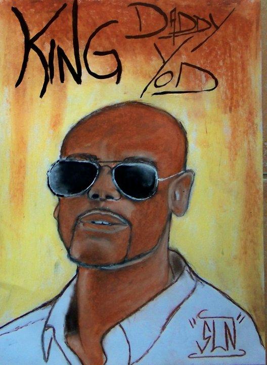 DADDY YOD fait au Pastel . Fevrier 2011. Artiste reggae/Dancehall Fr