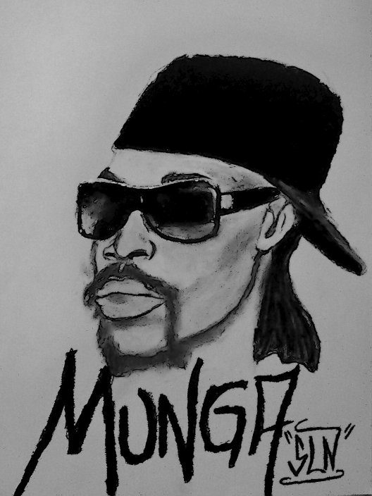 MUNGA fait au Pastel. Fevrier 2011. Artiste Dancehall JA