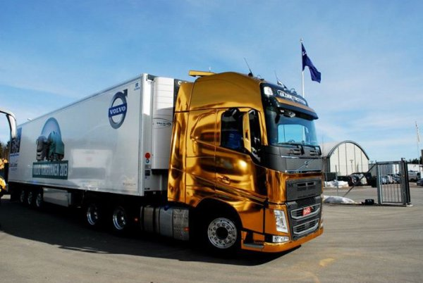 volvo fh or