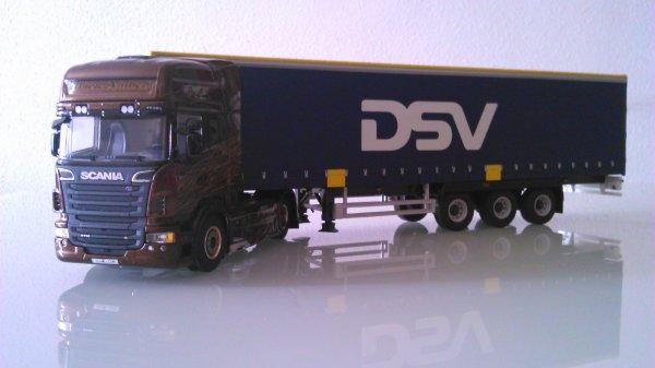 La famille DSV