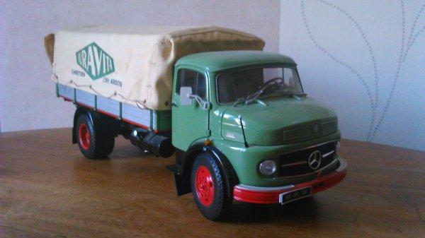 le tous premier camion de l'entreprise familiale !