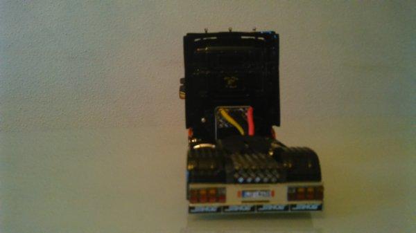 Scania ML Transporte !!  Black Pearl