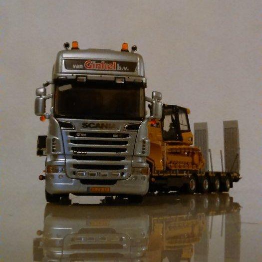 Scania Van Ginkel B.V    Pour Bourru23
