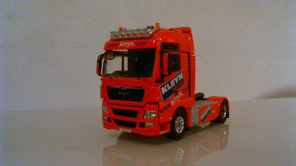 Man    Kleyn truck