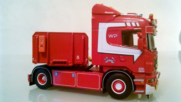 Scania R 340  W P de KONING