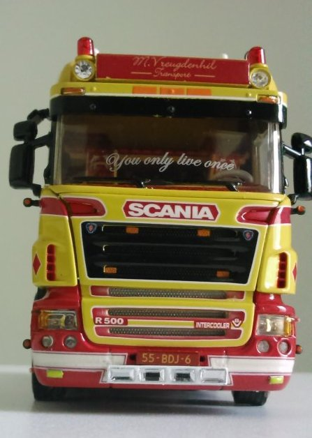 Scania M. Vreugdenhil