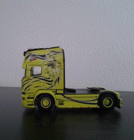 STAF Scania.... merci ama chérie