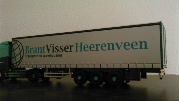 L'arrivée de la semaine ...... daf Brant Visser