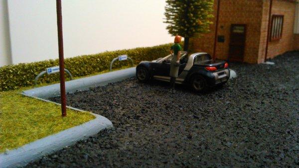 Mon nouveau diorama ...... part 2