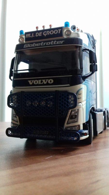 Volvo M J  De Groot