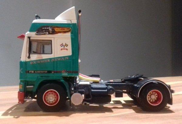 Volvo  F16 Transport  BOUWHEER
