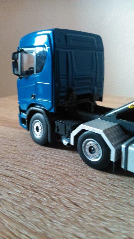 Scania palfinger WSI