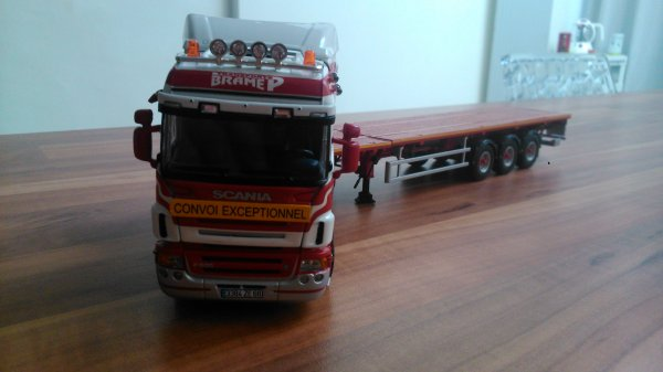 Brame Scania R500