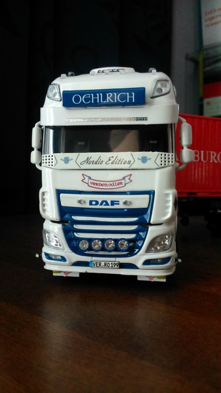 Oehlrich Et voici Le premier ramené de hollande ....