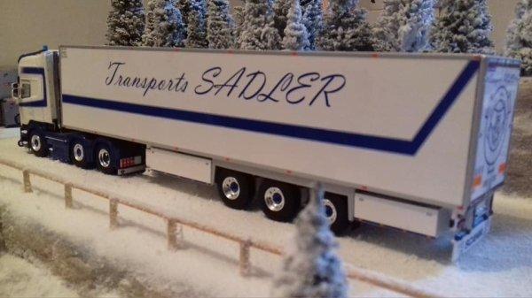 transport Sadler ....