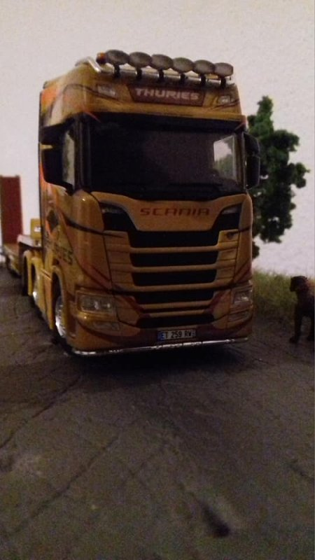 Scania thuries