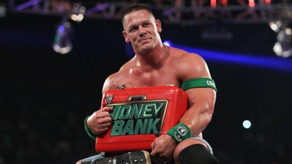 John Cena Is Mr.MONEY IN THE BANK 2012 !!