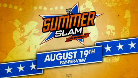Who's Ready For =====> SUMMER SLAM 2012 {August 19th}