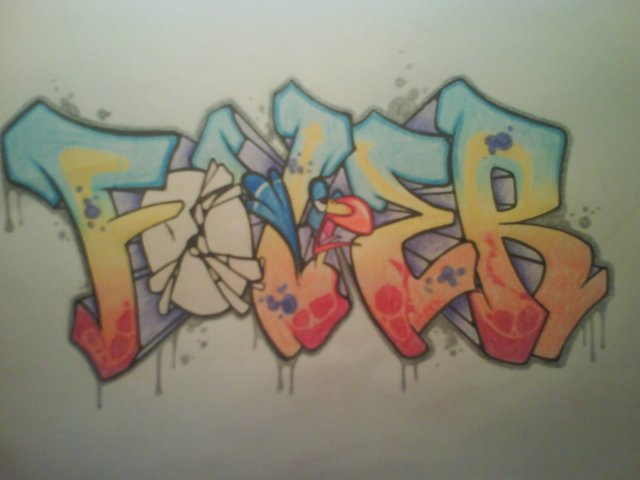 graff by oseck ...