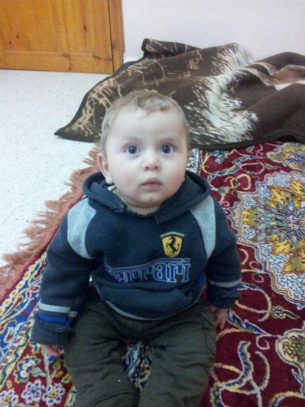 mon petit fils abd-allah