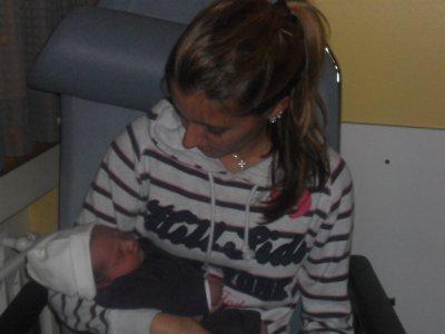 Ma niece et moi <3