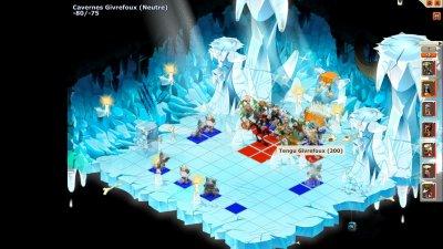 Boss Donjon Frigost 5 - La caverne Givrefoux