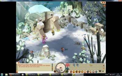 L'entrée du donjon Figost 6