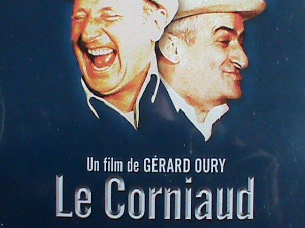 Rétrospective Gérard Oury Louis De Funes:  LE CORNIAUD
