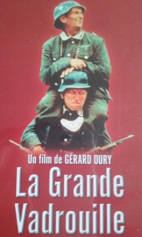 Rétrospéctive Gérard Oury Louis De Funes:LA GRANDE VADROUILLE
