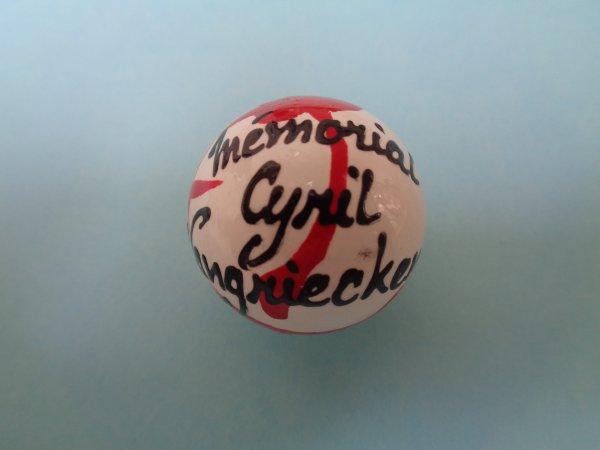 BUT MEMORIAL CYRIL
