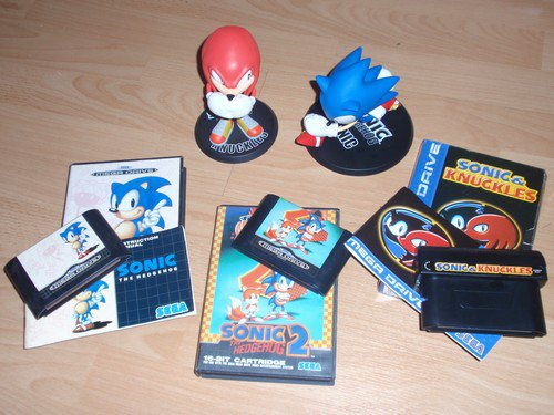 # Sonic the Hedgehog