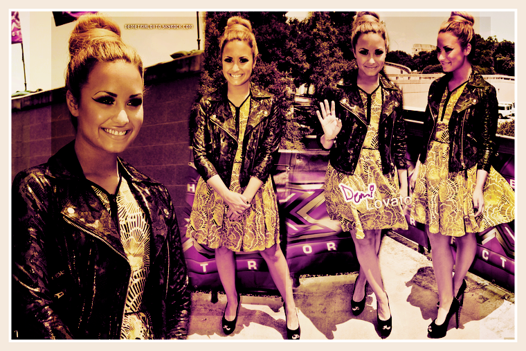 Bienvenue sur Demetria-Lovto, ta nouvelle source sur la talenteuse Demetria Devonne Lovato ♥