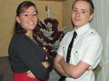 mon frere et moi en 2012