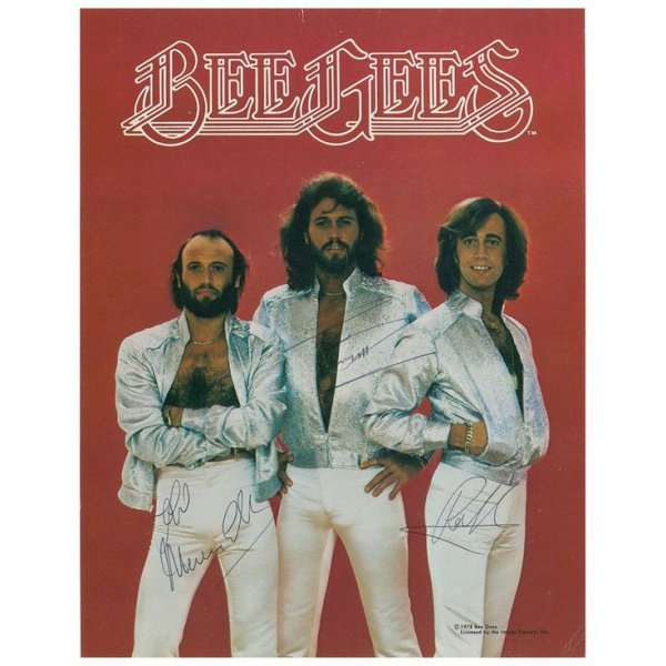 Bee Gees   Stayin Alive Fevrier 1978 (DISCO)