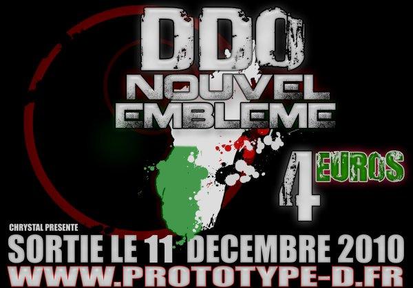 Sortie De La Mixtape De DDO - Nouvel Emblème