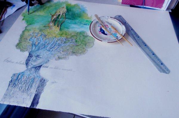 L'enfance de L'arbre ...