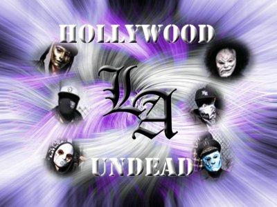 Fond d'écran Hollywood Undead